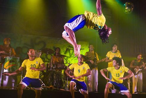 Brazil! Brazil!