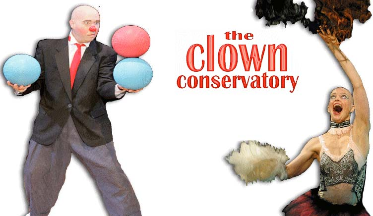 50% off Adult Classes  Feb 29 at Clown Conservatory (SF)
