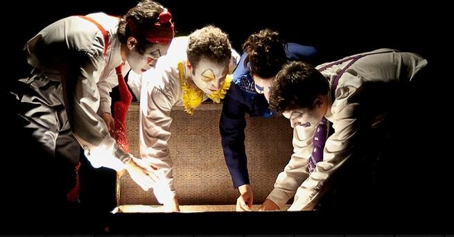 Four Clowns At LaMama