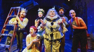 Burning BlueBeard at Theatre Wit through January 4, 2015 (Chicago)