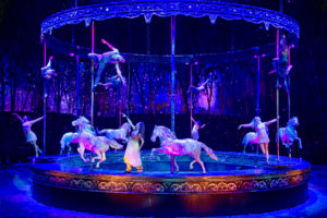 Circus Shows- Odysseo- Clownlink.com