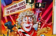 Bary Lubin as Grandma the Clown